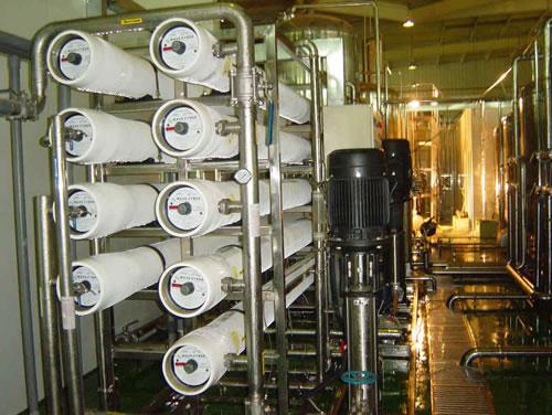 原来水处理设备是由这些组成的,跟西安水处理设备厂来详细了解吧