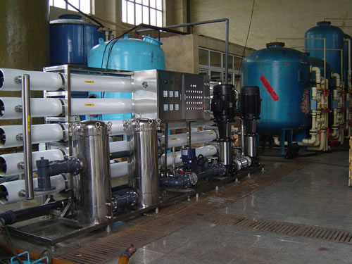 快来看,西安水处理设备厂来分享超滤水处理设备工作原理及应用啦
