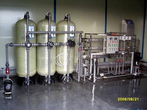 西安水处理设备安装