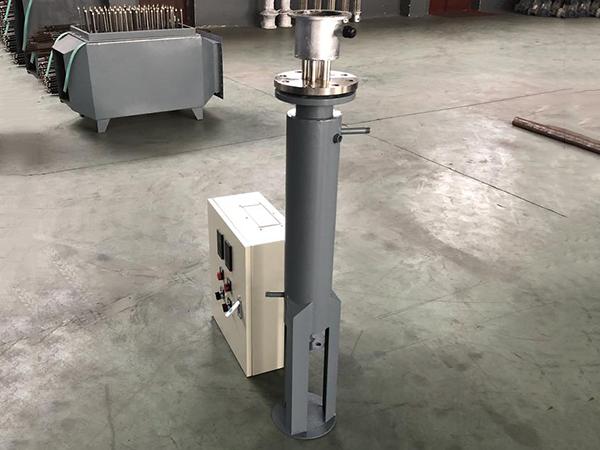 燃油管道电加热器