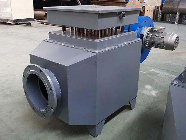 辅助风管式电加热器
