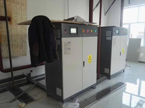 电加热器加热方法