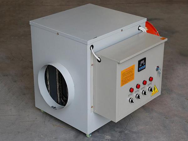 风道电加热器电弧工作