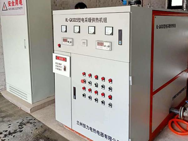储备库供暖工程