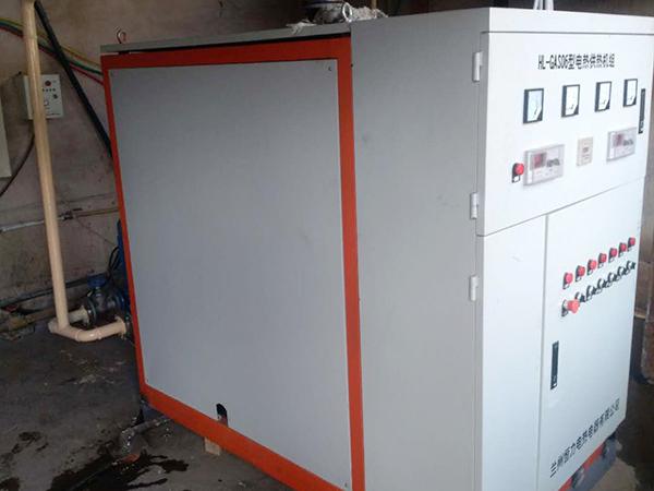 电锅炉基本原理归类和安全常见问题