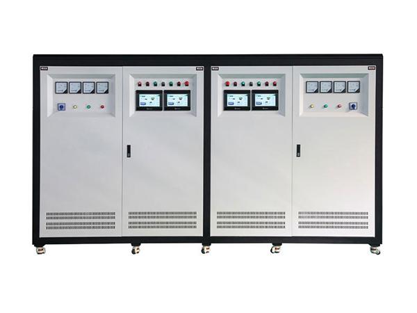 风道电加热器升温系统