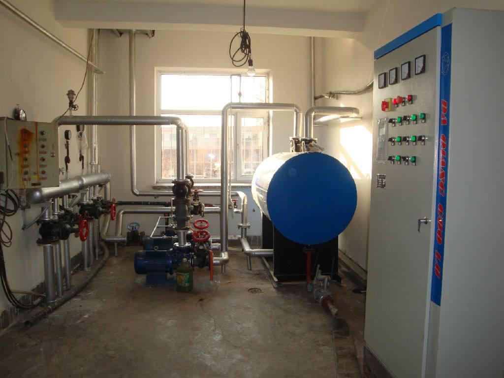管道电加热器模式