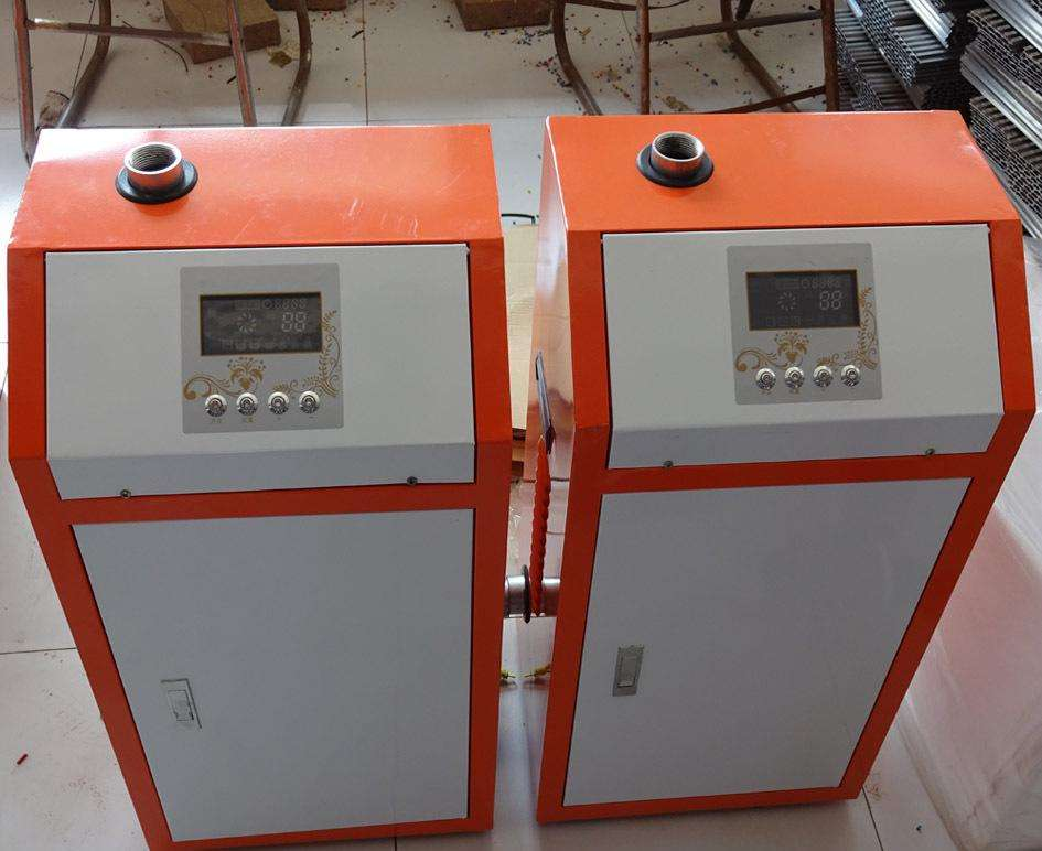 电加热器运用水的显热升温和降低