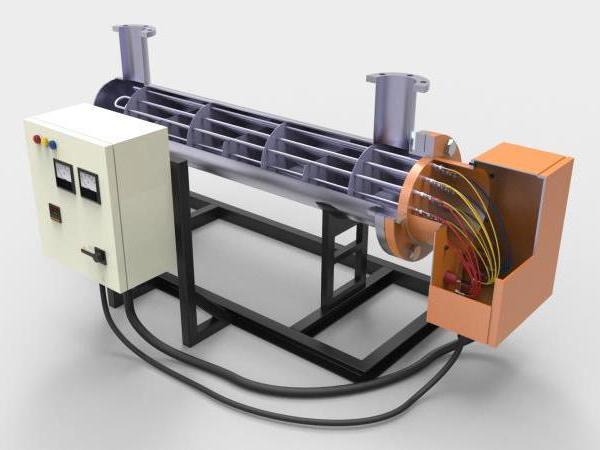 电加热器保温