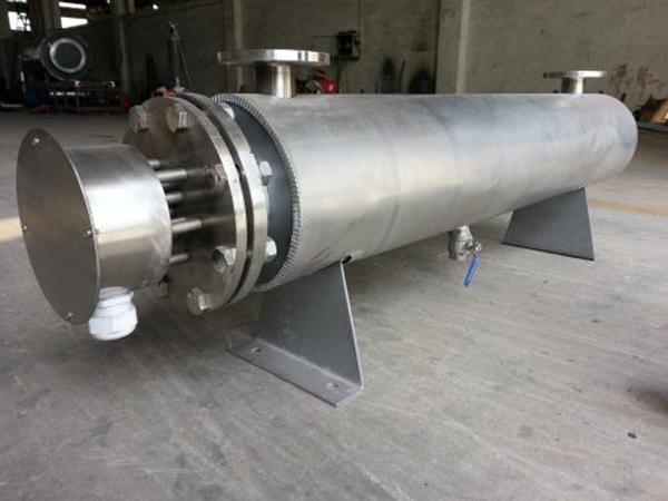 管道电加热器设计