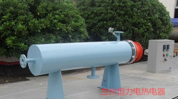 风道电加热器能量转化