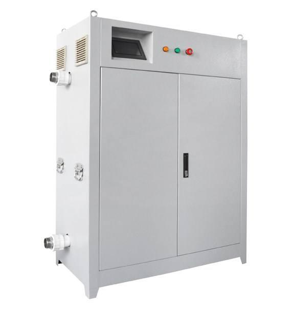 工业电锅炉依据垢量清洗系统