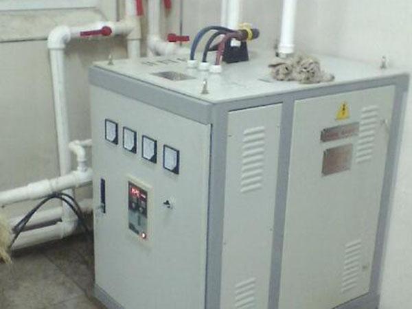 清理电锅炉水垢