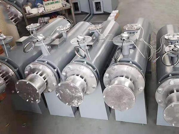 风道电加热器装配方式