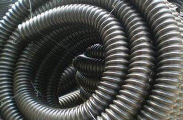 HDPE碳素螺旋管
