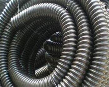 在我们生活中HDPE双壁波纹管的用途还是很多的,主要有以下这些!