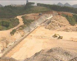 洛南县2015年度抗旱应急水源工程