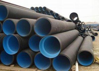 给排水管道工程里西安HDPE波纹管施工方法大揭秘!
