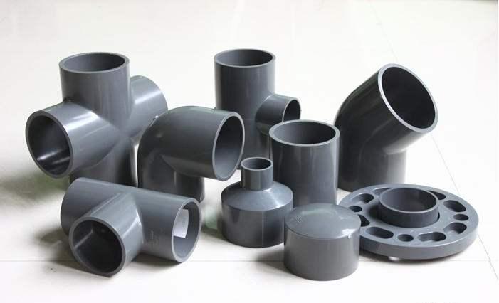 西安pvc-u给排水管件