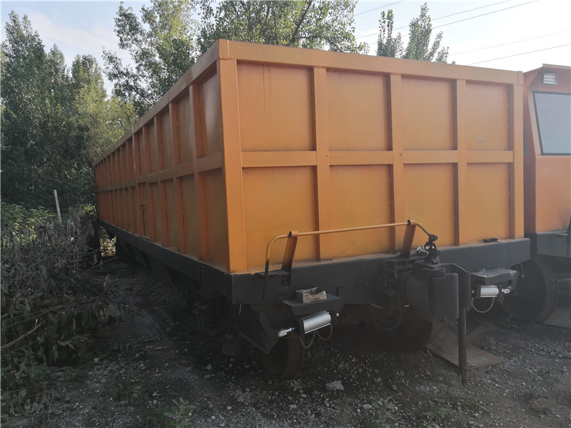 铁路补砟车