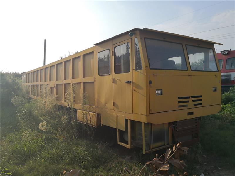 南阳铁路上砟