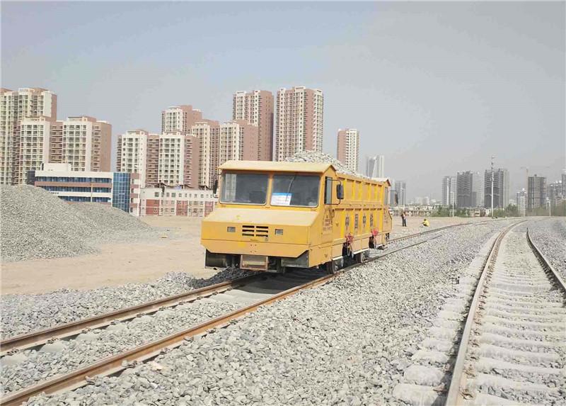 河南普彬告诉你有砟铁路和无砟铁路有什么区别?