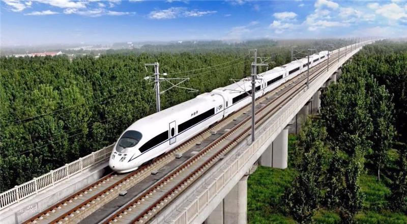 河南普彬告诉你有砟铁路的优点是什么?