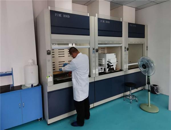 铝酸钙化验室