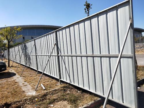 四川工程围挡厂家让首站定点冷库既安全又高效