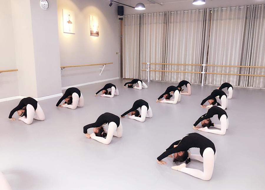 银川少儿中国舞培训