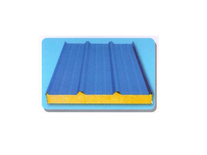 宁夏YX35-242-950岩棉夹心保温板产品简介