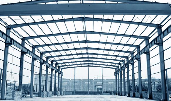 银川钢结构优点