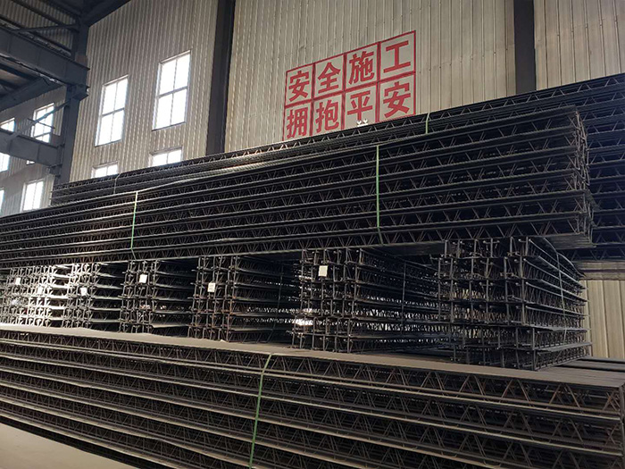 钢筋桁架楼承板设计
