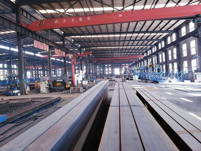 宁夏钢结构厂房设计