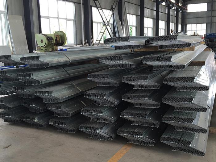 寧夏鍍鋅Z型鋼產品詳情