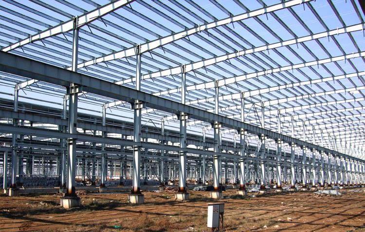 寧夏鋼結構工程施工四大要點,鋼結構建築人速速看