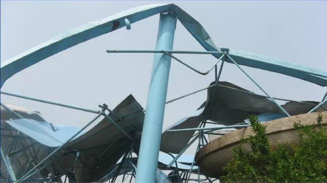 宁夏钢结构工程事故原因之————失稳