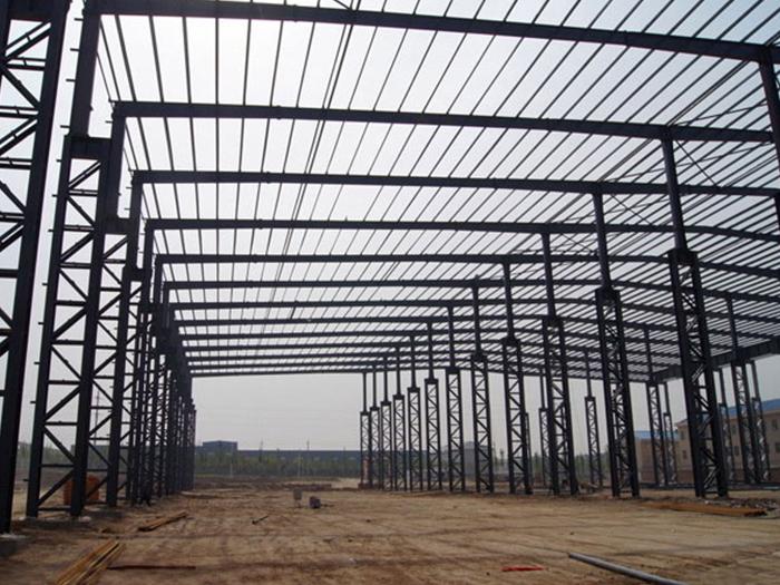 寧夏鋼結構工程中的材料如何選擇?
