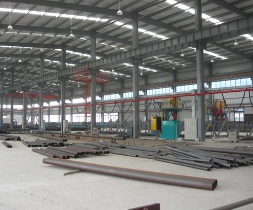 寧夏高層鋼結構建築防火的三項措施。