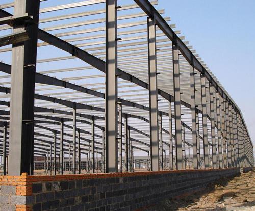 寧夏鋼結構具有保溫和節能功效以及鋼結構表麵腐蝕產生的原因
