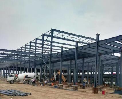 你不知道的新的寧夏鋼結構廠房:防火、防腐、易清洗