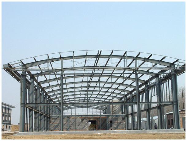 宁夏钢结构工业厂房的防腐涂装要领
