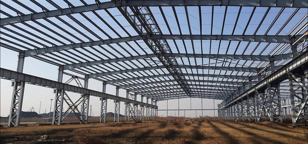 銀川鋼結構材料挑選原則和安裝注意事項