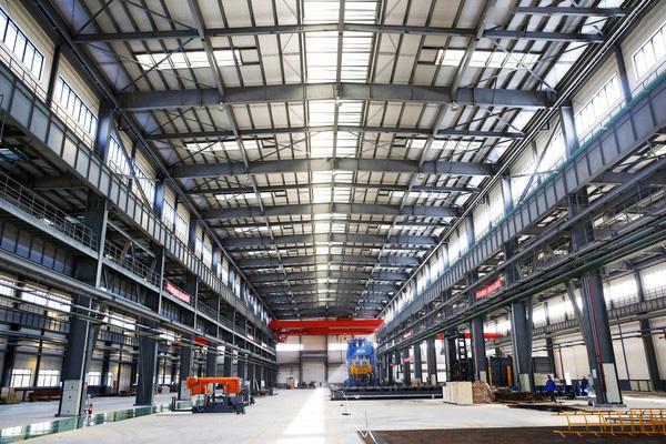 在中央大力推进下宁夏钢结构行业有望展翅腾飞