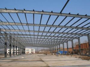 宁夏钢结构产业正在实质性上升