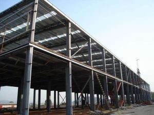 2021年新款厂房设计结构的首要选择-钢结构工程