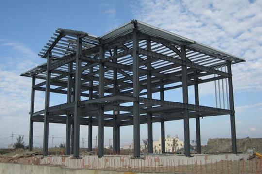 宁夏钢结构建筑助推绿色发展