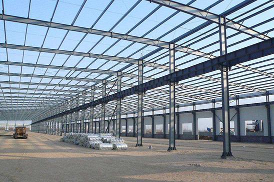 宁夏钢结构雨棚制作和安装需要注意哪些事项?