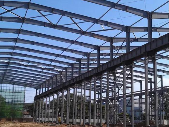 在宁夏装配式钢结构厂房设计应该注意的几个问题