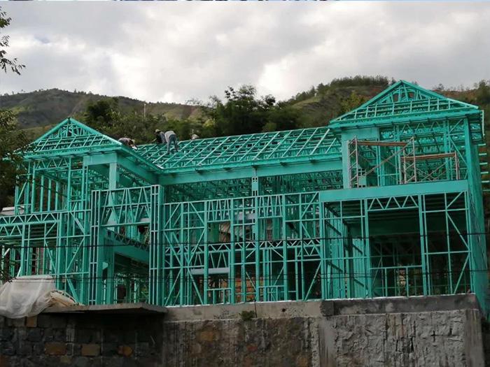 什么是装配式钢结构建筑?